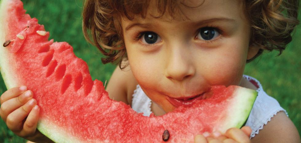 allergie cibo bambini estate melone kiwi allergologo