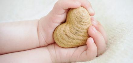 cuore bambini