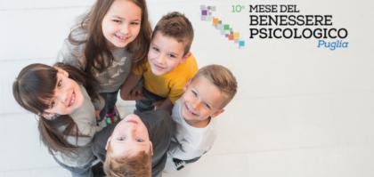 Ottobre Mese del Benessere Psicologico Puglia 2019
